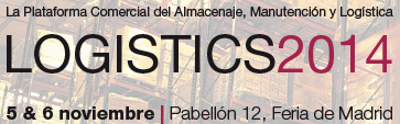 LOGISTICS Madrid 2014, November 5 and 6